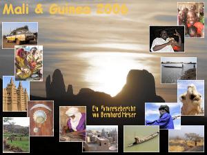 Foto-Reisebericht Mali und Guinea
